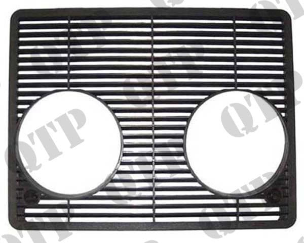 Grill Zetor 5011-7011 with Lamp Holes