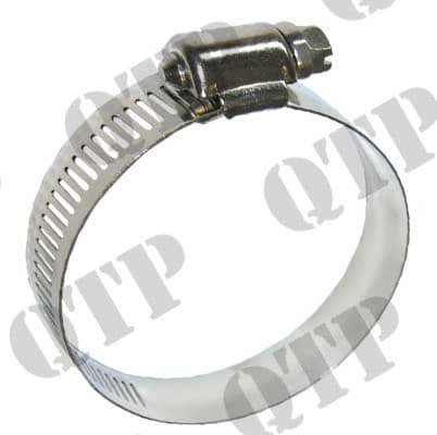 Hose Clip 16-22mm Stainless Steel Box of 10
