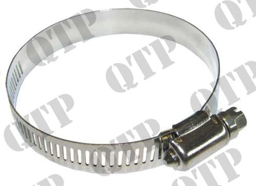 Hose Clip 9.5-12mm Stainless Steel Box of 10
