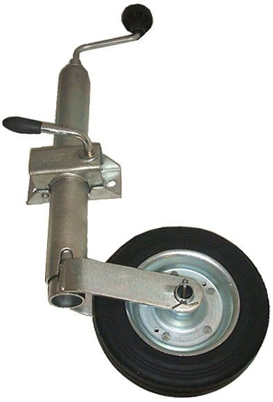Jockey Wheel & Clamp 48mm N.W.L 150kg