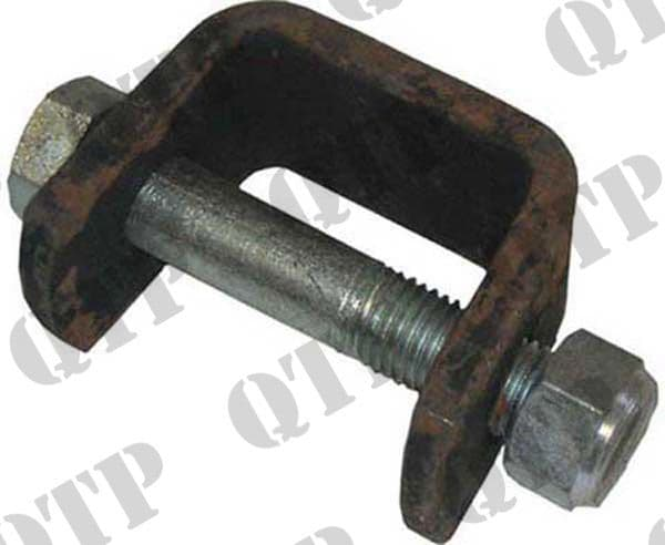 Leaf Spring Bracket & Bolt