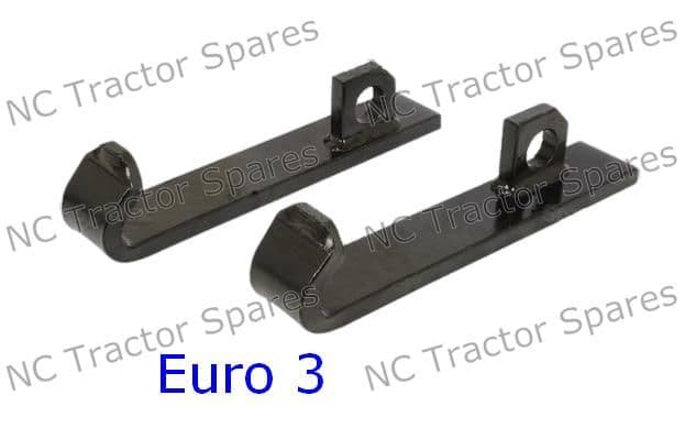 Loader Bracket Quicke Euro 3 Pair