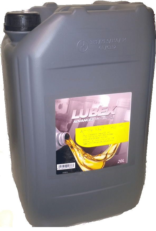 Lubex 5W30 Semi-Synthetic Engine Oil 20 Litre