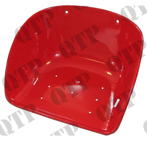 Seat Pan 35 35X 65 135 165 Bucket Type Red