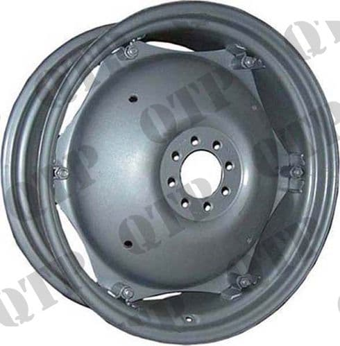 Wheel Rim Complete 11 x 28 Rear for 12 x 28