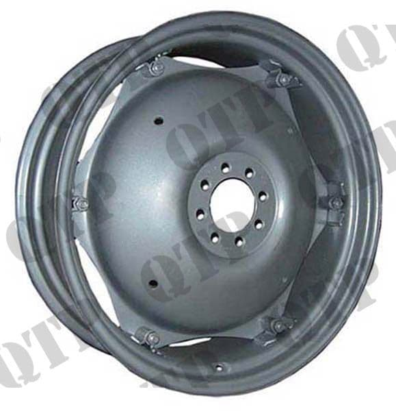 Wheel Rim Complete 9 x 28 for 11 x 28  Rear