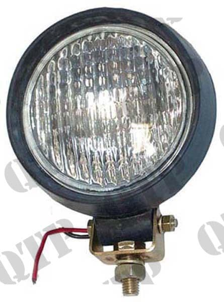 Work Lamp Small Rubber Body