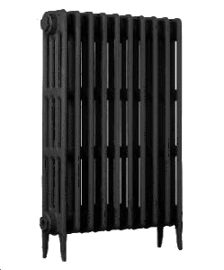 4 Column Cast Iron Radiator 813mm