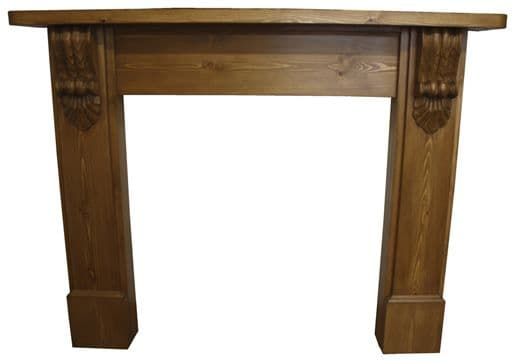 Albert Wooden Fire Surround