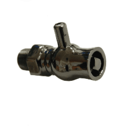 Black Nickel Luxury Bleed Valve