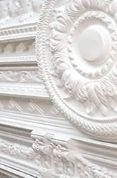 British Made Plaster Cornice