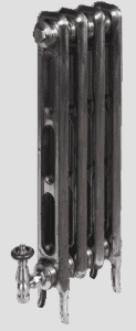 Edwardian 2 Column Cast Iron Radiators 760mm