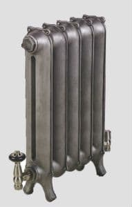 Narrow Prince Cast Iron Radiators 450mm