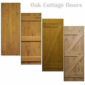 Oak Cottage Doors