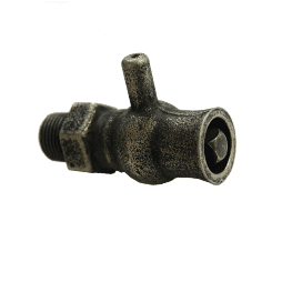 Pewter Luxury Bleed Valve