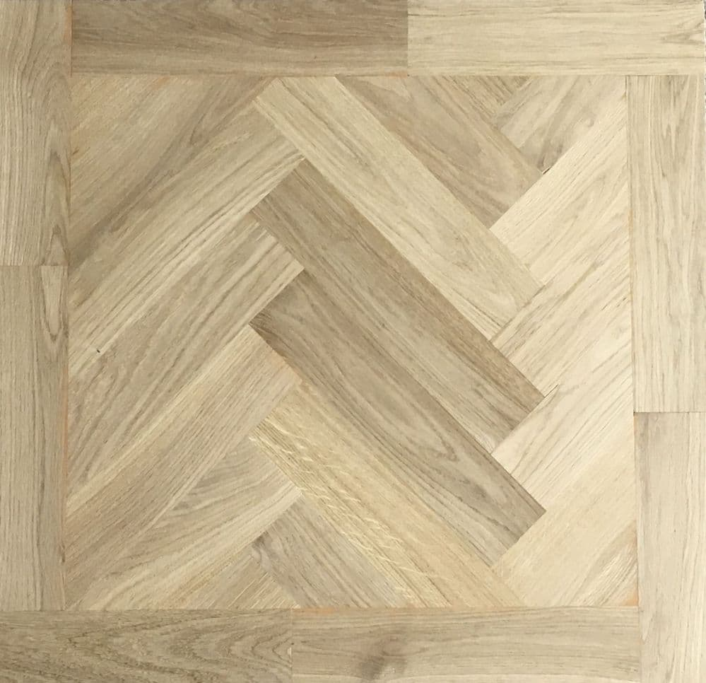 Solid Oak Parquet Flooring 16mm thick FSC PRIME GRADE £34/m2 16mmx70mmx350mm - 5% off