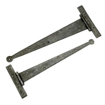 Wrought Iron T HingeS