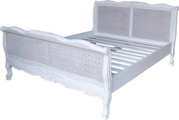 Louis Rattan Bed