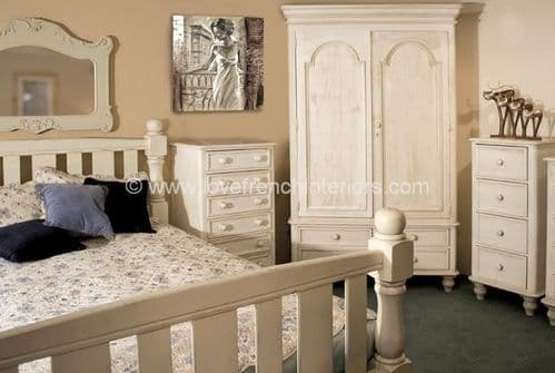 1. Juline Bespoke Bedroom Set A