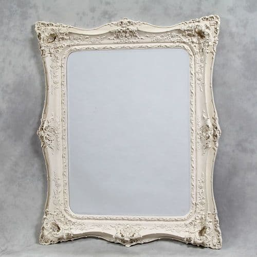 Antique White Framed