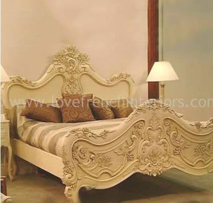 Baroque Headboard Kingsize