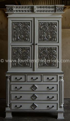 Bespoke Linen Press Cabinet or Wardrobe