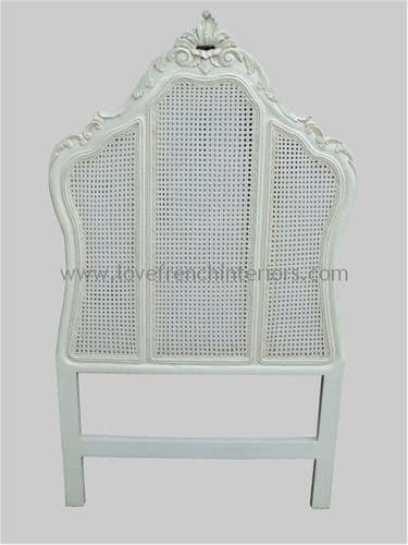 Classic French Rattan Headboard Kingsize