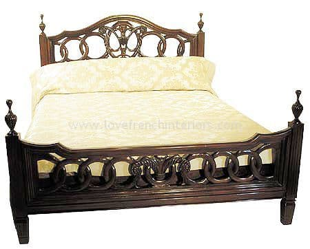 Florence French Bed