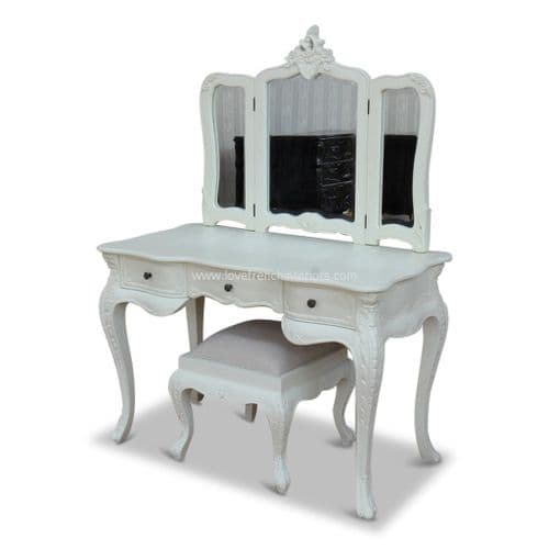 French Rococo Dressing Table