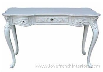 French Writing Desk / Dressing Table
