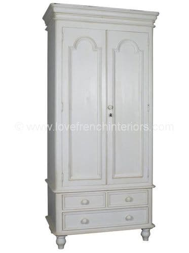 Juline Bespoke Single Wardrobe 'A'