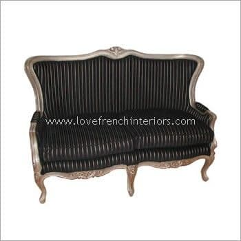 Louis XVI Bespoke Two Seat Sofa