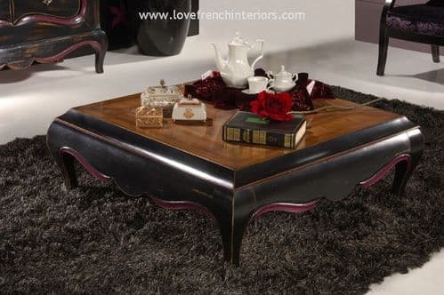 Luxus Plain Coffee Table