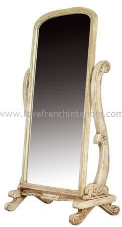 Plain Cheval Bespoke Mirror