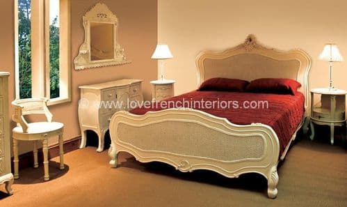 Rattan Bedroom Collection