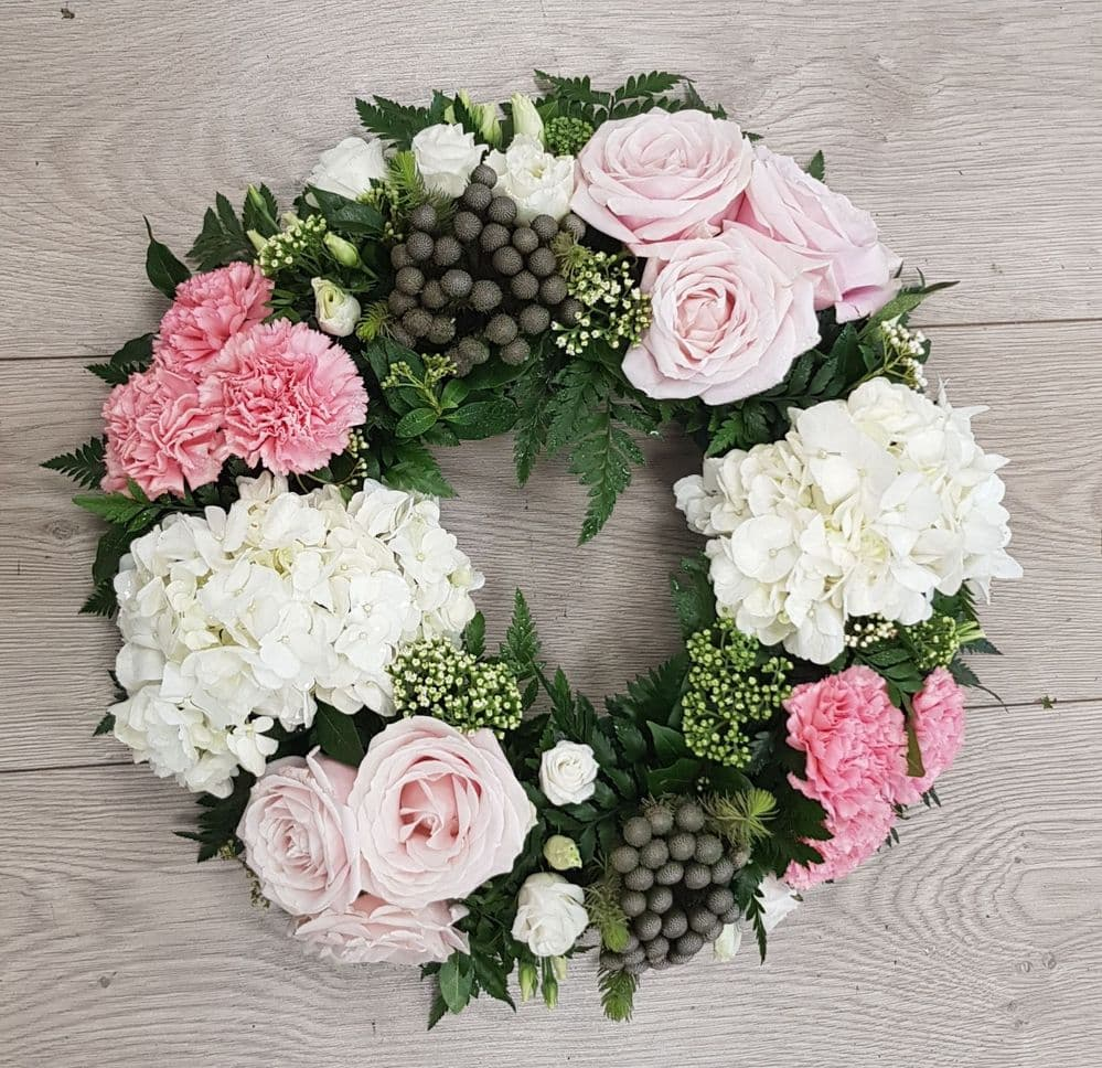 wreath  1 -size 14""