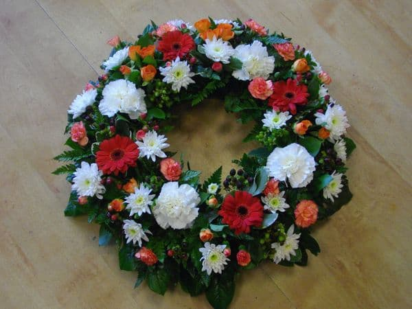 Wreath 5 - size 12