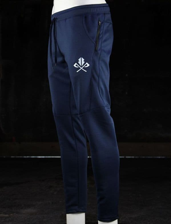 BRZKR Athletic joggers - Blár