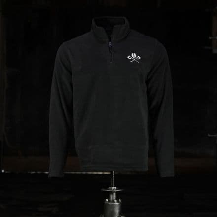 Lightweight Fleece - Black