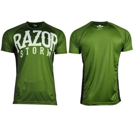 Rugby Top PRT105 Olive