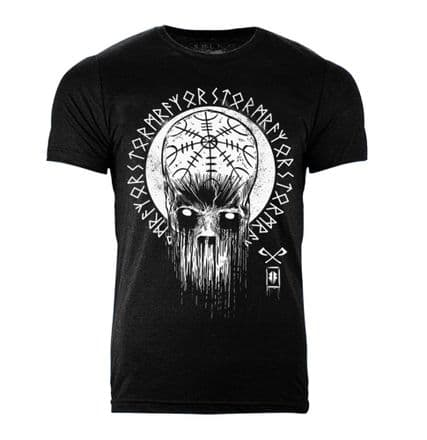 S69 Decay T-shirt Heather Black