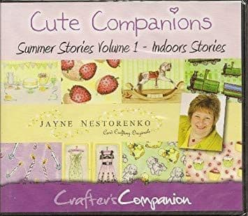 Cute Companions Summer Stories Volume 1 - Indoors Stories CD-ROM