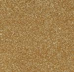 Gold Low-Shed Glitter Card 225gsm