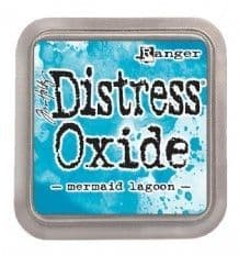 Mermaid Lagoon - Tim Holtz Distress Oxide Ink Pad
