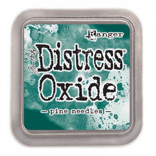 Pine Needles - Tim Holtz Distress Oxide Ink Pad