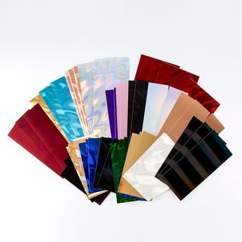 Specialist Card Offcuts Pack - 60 Pieces