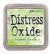 Twisted Citron - Tim Holtz Distress Oxide Ink Pad