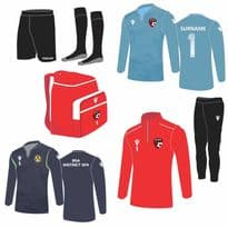 BSA District Goalkeeper Kit Pack