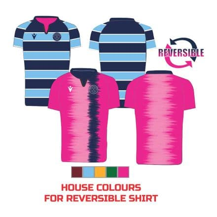 Reading School Reversible Games Shirt