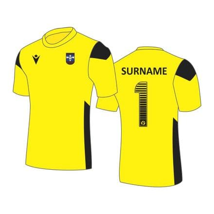 SG Goalkeeper Shirt (Open to all Years)